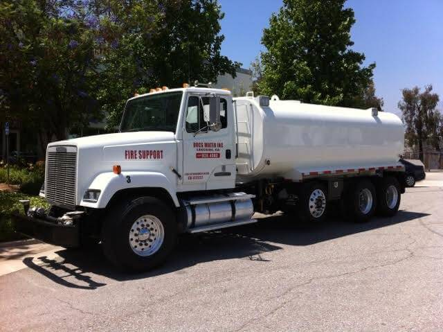 Doc's Water | San Diego Water Delivery Truck